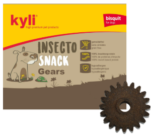 Kyli Insecto Snack Gears 3 x 10 Stk.