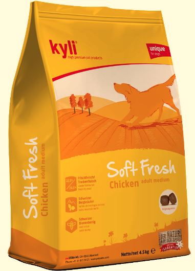 Kyli SoftFresh Chicken 4,5 kg+DOPRAVA ZDARMA!