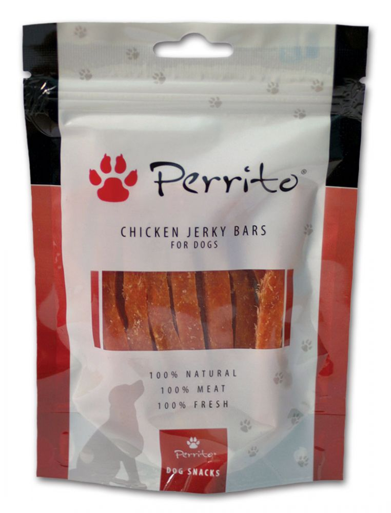 Perrito Chicken Bars 100g