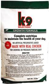K-9 Selection Growth 1 kg