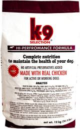 K-9 Selection HI-PERFORMANCE 1 kg