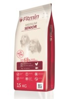 Fitmin dog medium senior 2 x 15kg+DOPRAVA ZDARMA