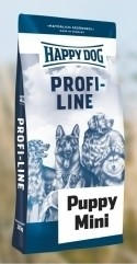 HAPPY DOG PROFI-LINE Puppy Mini 20 kg + DOPRAVA ZDARMA+Dental Snacks!